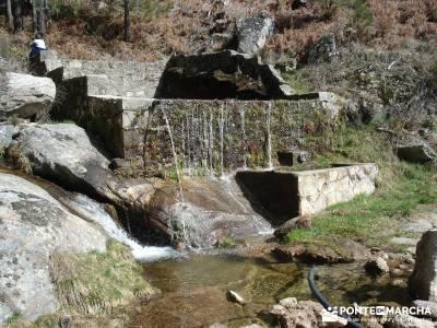 Cascadas de Gavilanes - Pedro Bernardo;laguna negra sierra de madrid nacimiento rio cuervo
